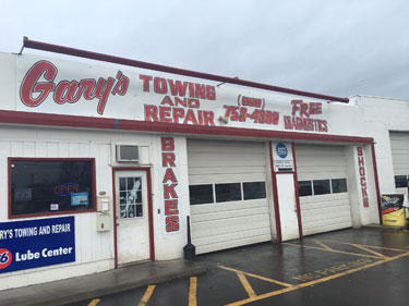 Gary's Towing & Repair